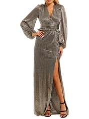 Rebecca-Vallance-Rivero-LS-Gown-Gold-Front