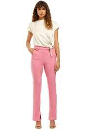 Rebecca-Vallance-Sienna-Pant-Pink-Front