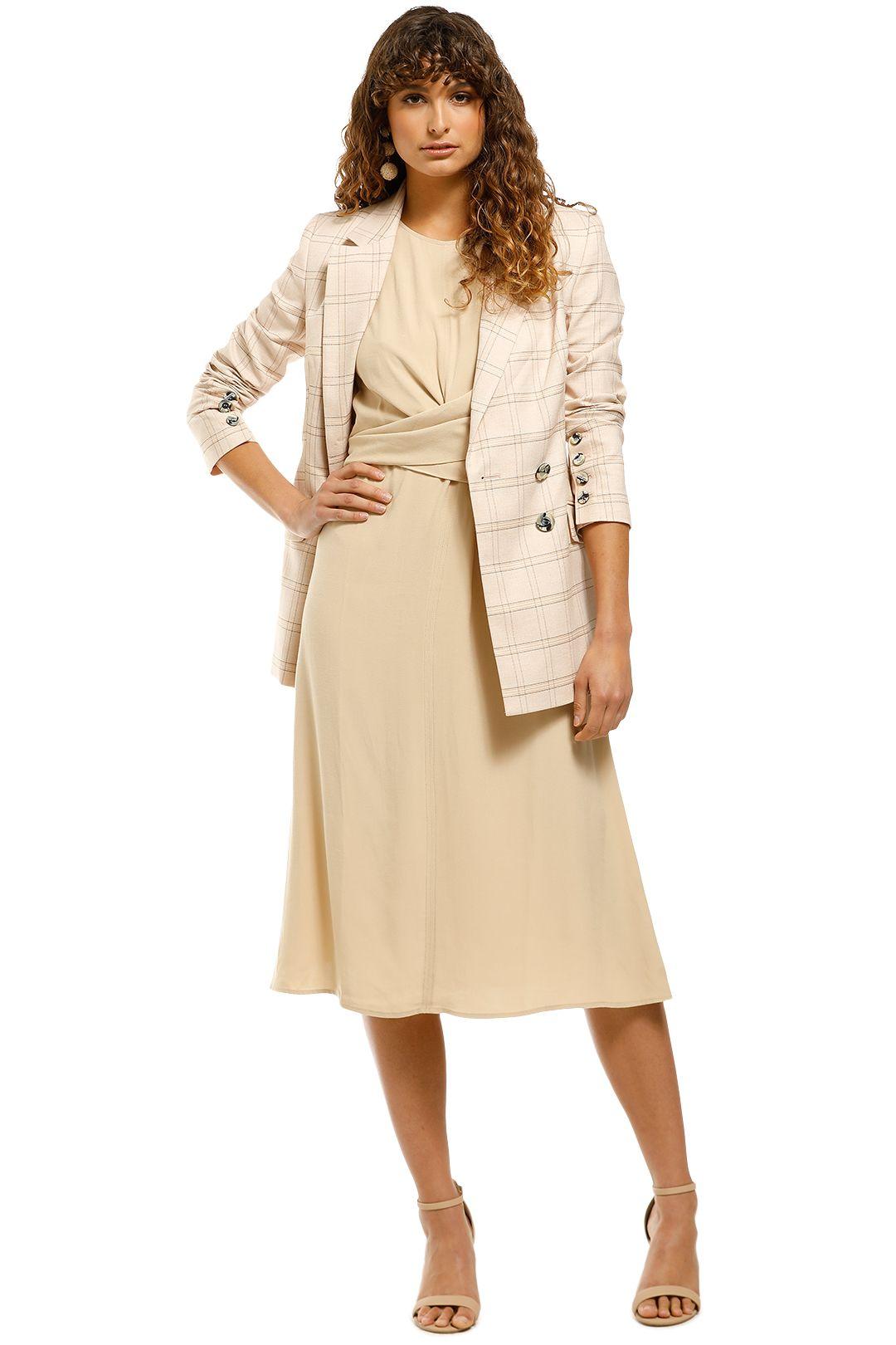 Rebecca-Vallance-Twiggy-Jacket-Beige-Check-Front