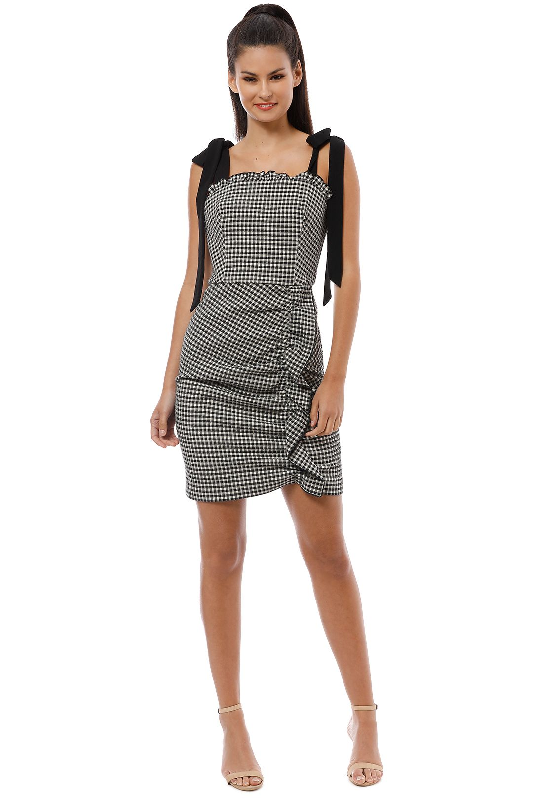 Rebecca Vallance - Brigitte Mini Dress - Front