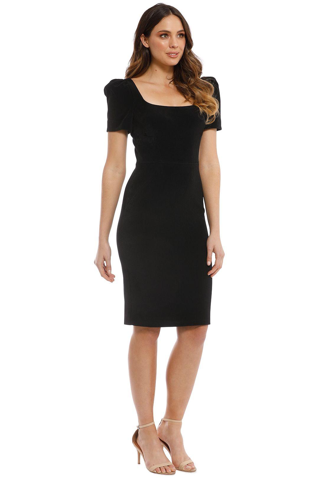 Rebecca Vallance - Ivy Dress - Black - Side