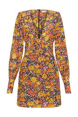 Rebecca Vallance Arles Mini Dress Print