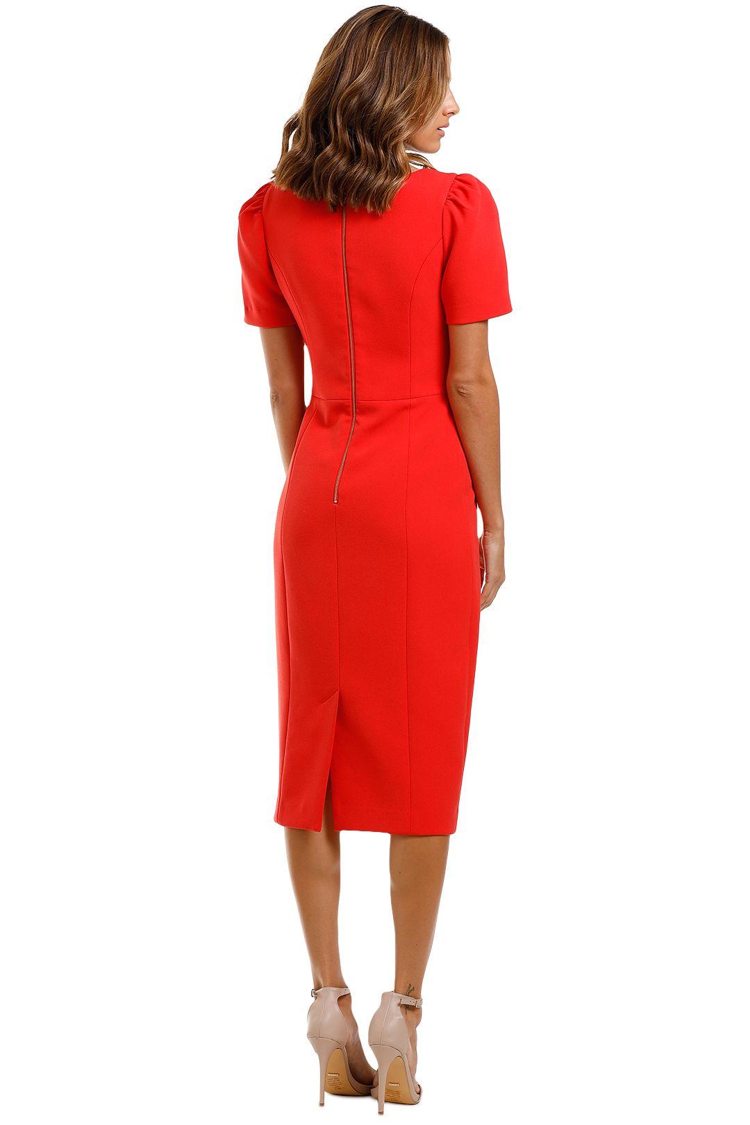 Rebecca Vallance Lamour Dress Midi