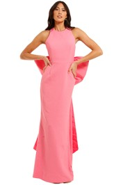 Rebecca Vallance Montez Gown Light Pink maxi