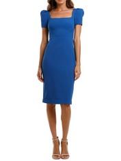 Rebecca Vallance Poppy Dress Cobalt Blue