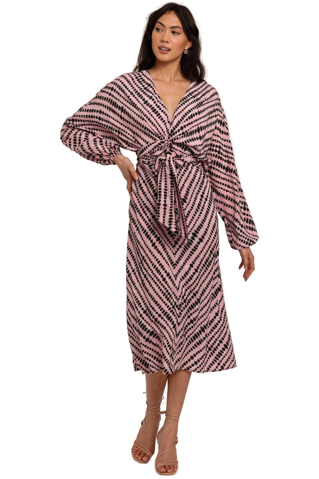 Rebecca Vallance Samir Midi Dress