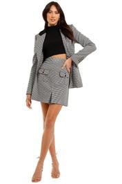 Rebecca Vallance Sebastian Skirt Mini Length