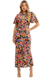 Rebecca Vallance Soho SS Midi Dress