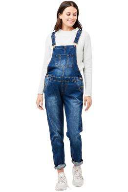 Ripe-Maternity-Denim-Overalls-Pale-Blue-Front