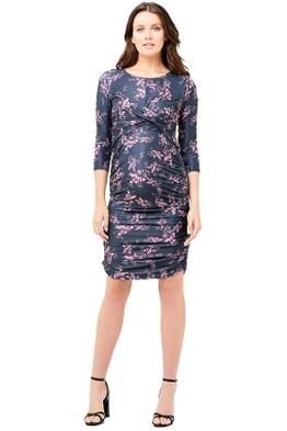 Ripe-Maternity-Jazz-Cross-Your-Heart-Dress-Multi-Front
