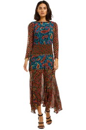 Rixo-London-Rita-Paisley-Print-Maxi-Dress-Front
