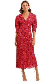 Rixo London Zadie Maxi Dress