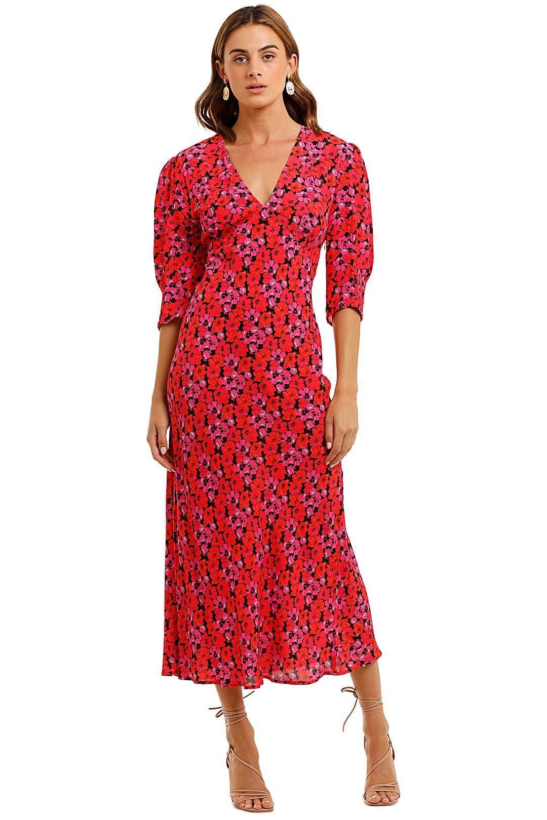 Rixo London Zadie Maxi Dress