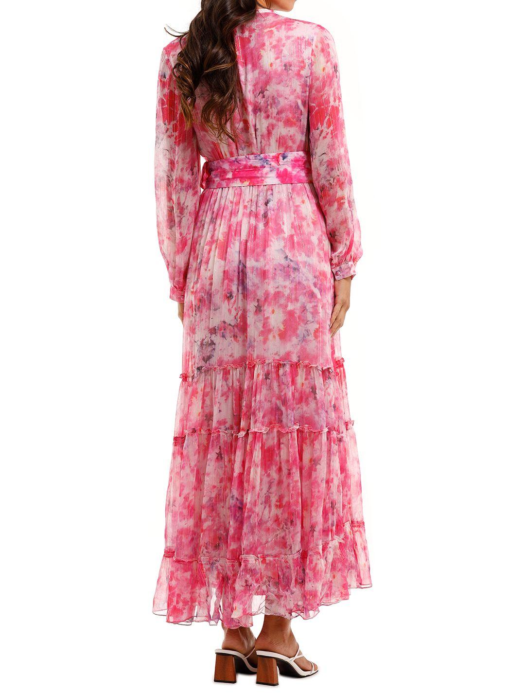 Rococo Sand Hikari Dress Tiered skirt