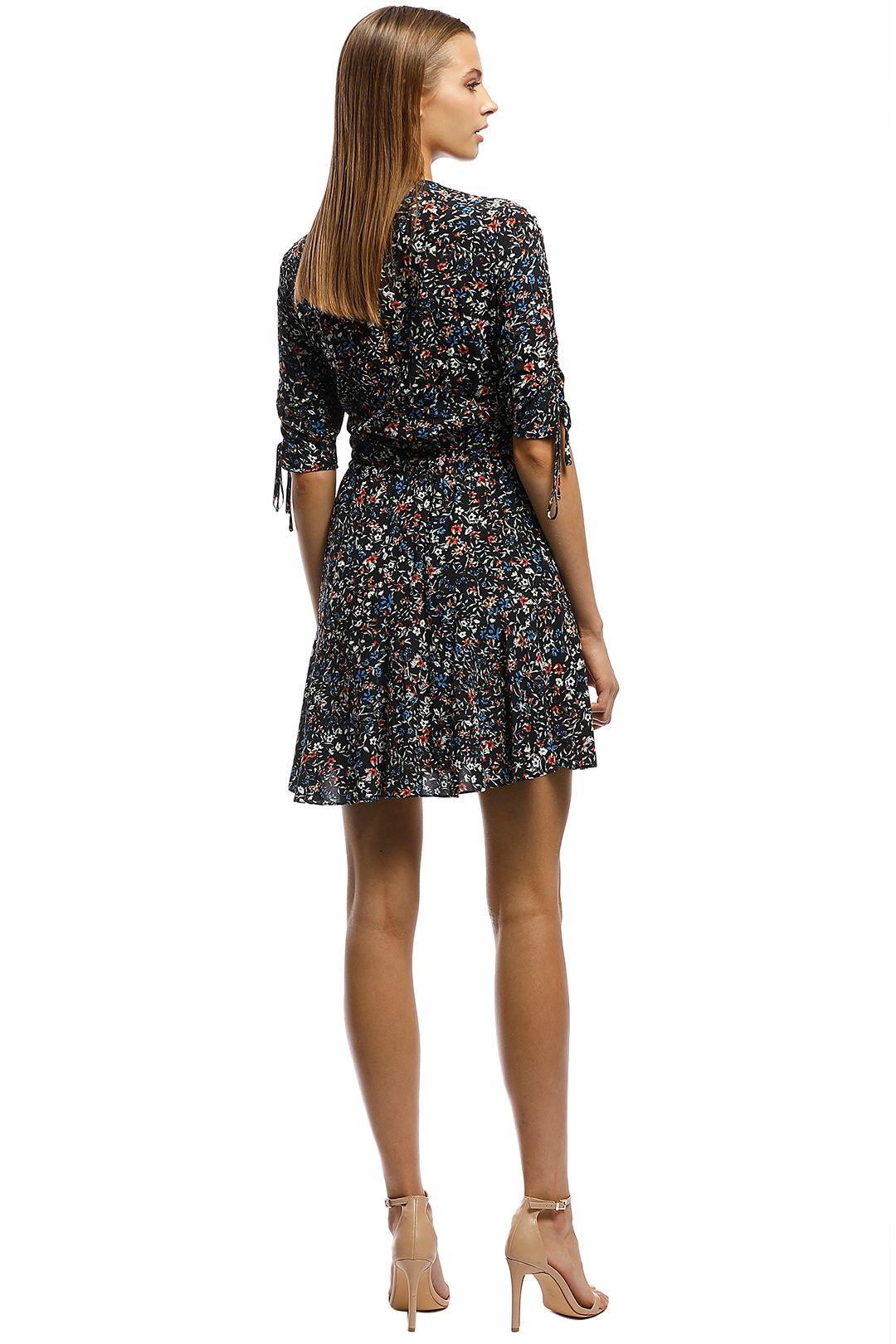 Rodeo Show-Secret Garden Dress-Print-Back