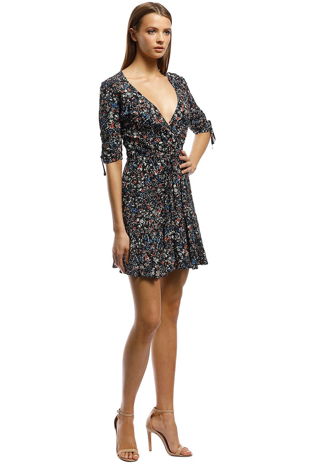Rodeo Show-Secret Garden Dress-Print-Side