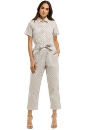 Rue-Stiic-Alamere-Worksuit-Tobacco-Check-Front