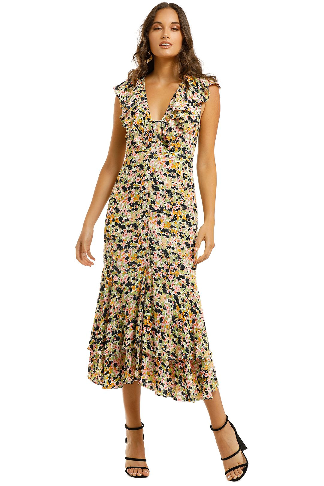 Rue-Stiic-Armona-Dress-Monet-Floral-Light-Front