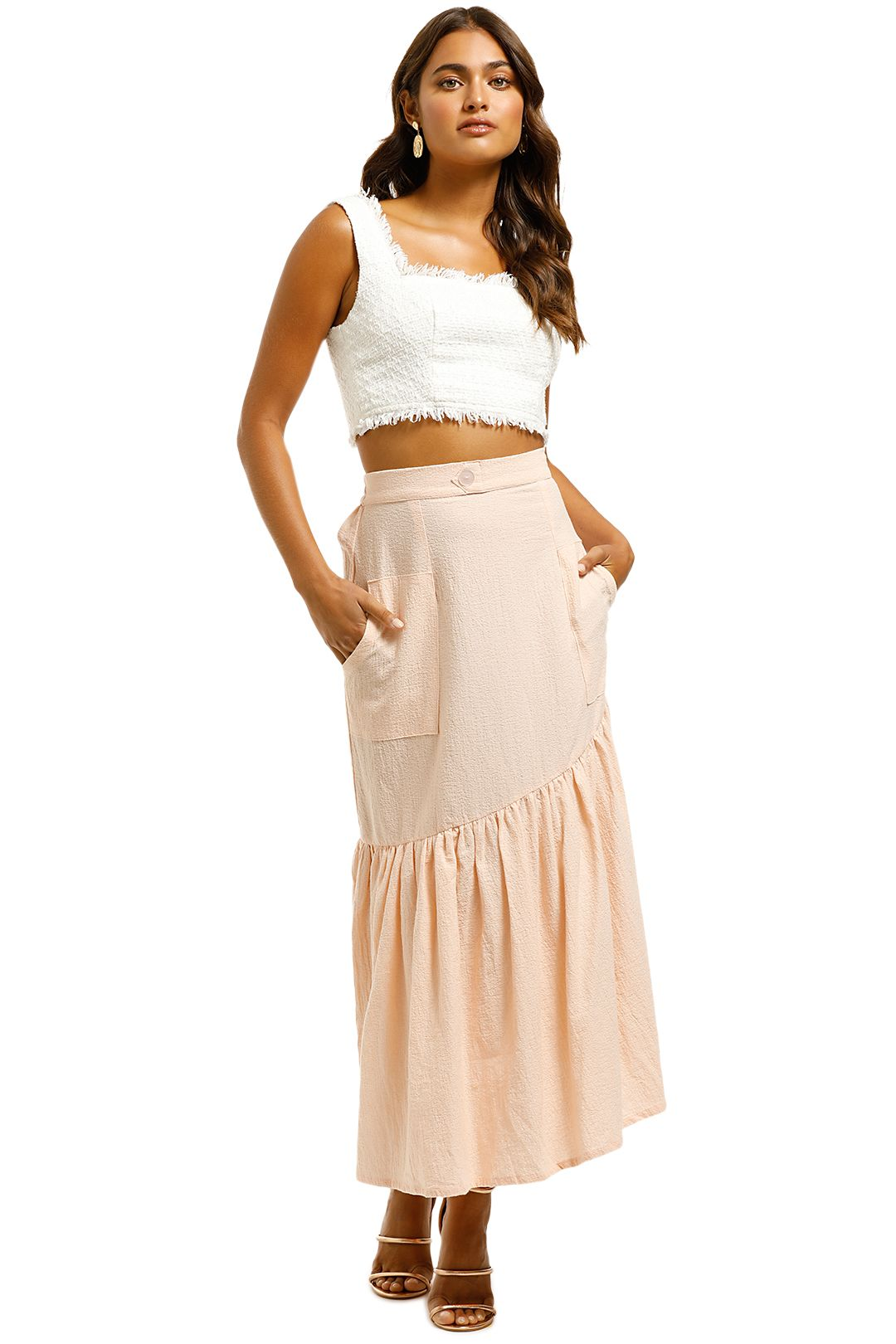Rue-Stiic-Bella-Skirt-Dogwood-Front
