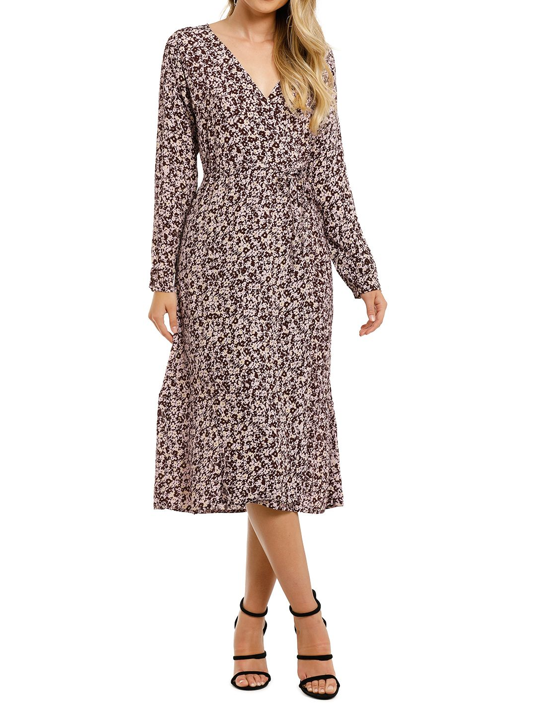 Rue-Stiic-Rincon-Wrap-Dress-Floral-Front