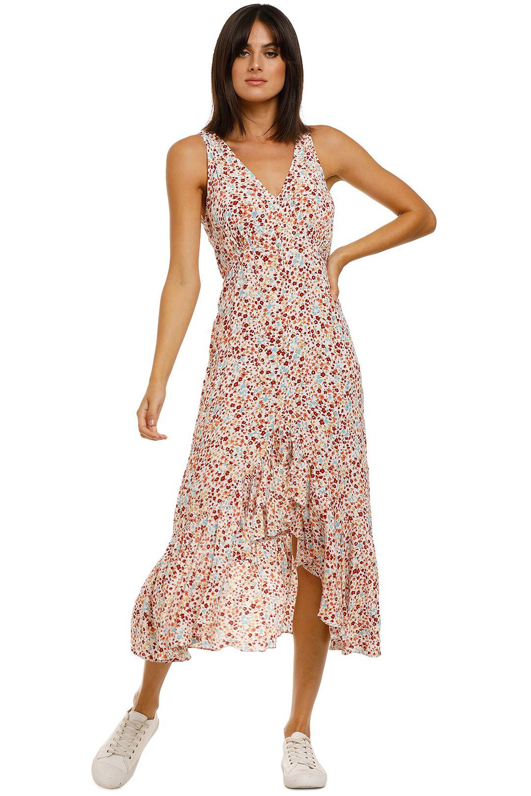Rue-Stiic-Talina-Ruffle-Dress-Fujette-Marocaine-Front