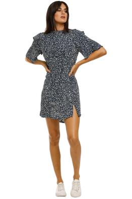 Rue-Stiic-Turner-Mini-Dress-Blue-Front