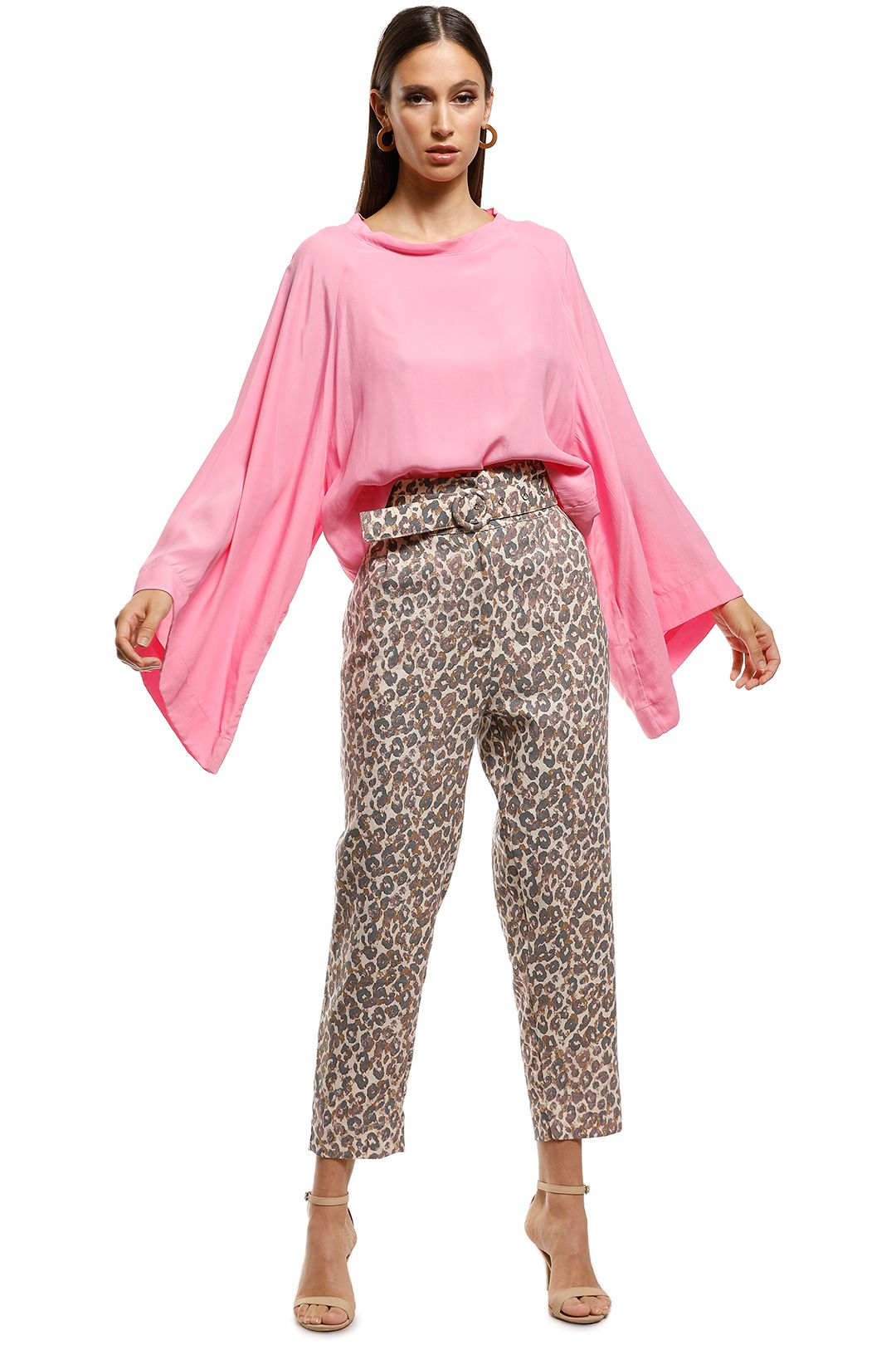 S/W/F - Jungle Pant - Brown - Front