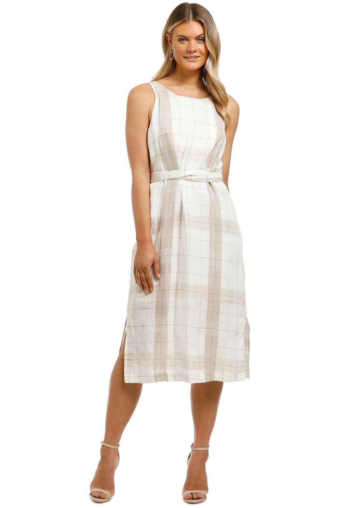 Saints-The-Label-Brighton-Dress-Stripe-Front