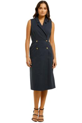 Saints-the-Label-Flemington-Dress-Navy-Front