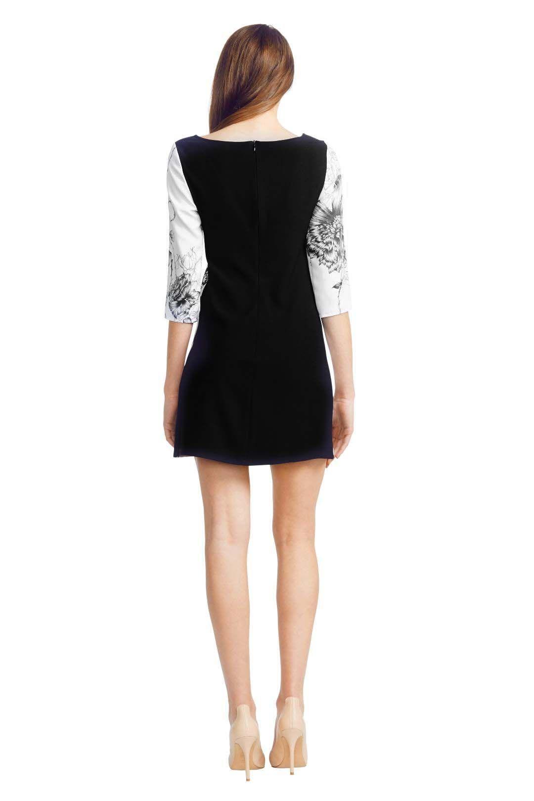 Sara Phillips - Phase Dress - Prints - Back