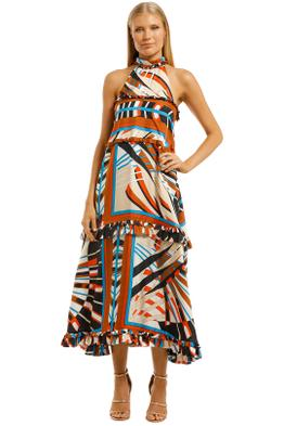 Scanlan-Theodore-Silk-Geometric-Dress-Front