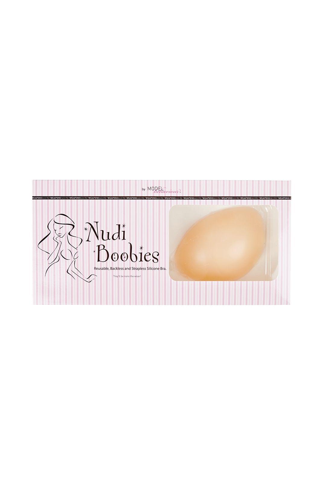 Secret Weapons - Nudi Boobies - Nude - Front