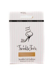 Secret Weapons - Twinkle Toes Gel Cushions - Clear - Product Front