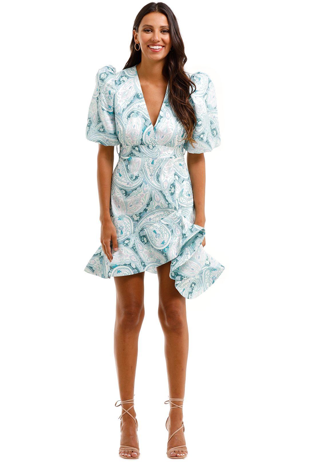 Sheike Mystic Dress Paisley