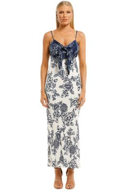 Shona-Joy-Arcadia-Tie-Front-Bias-Slip-Dress-Blue-Floral-Front