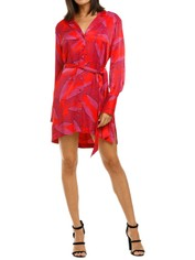 Shona-Joy-Phoenix-Shirt-Dress-Front