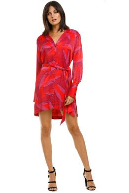 Shona-Joy-Phoenix-Shirt-Dress-Front