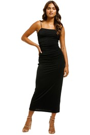 Significant-Other-Neptune-Dress-Black-Front