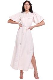 Significant Other Hazel Dress Quartz balloon sleeve