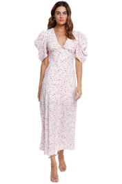 Significant Other Malarie Dress Ditsy Wild Flower