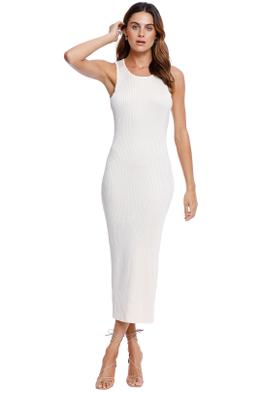 Significant Other Sofia Knit Dress Cream