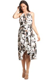 Soon-Maternity-Loxley-Dress-White-Rose-Front