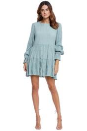 SOVERE Asher Reversable Smock Dress