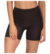 Spanx - Skinny Britches Black Girl Short - Black - Front
