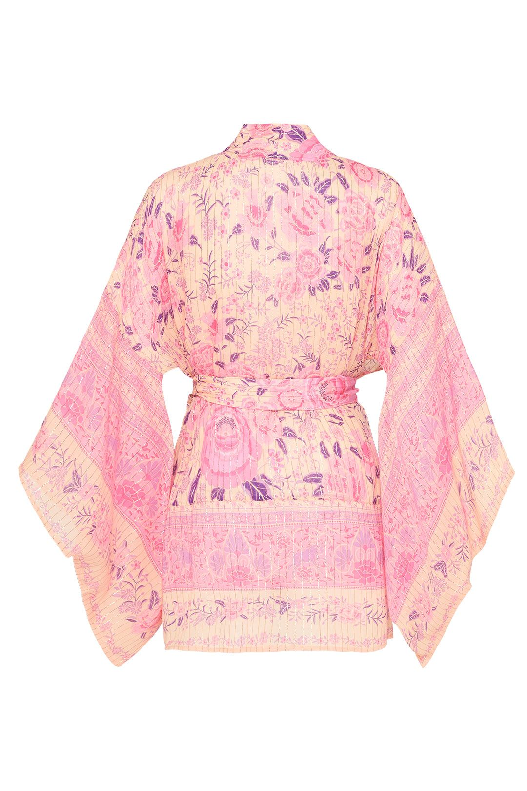 Spell Mystic Short Robe Musk Cotton