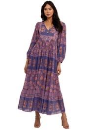 Spell Juniper Gown Violet