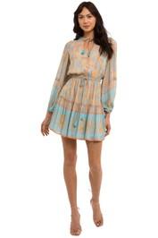Spell Juniper Playdress Eggshell Blue Long Sleeve