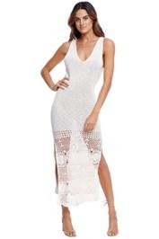 Spell Let the Sunshine in Crochet Dress cutout