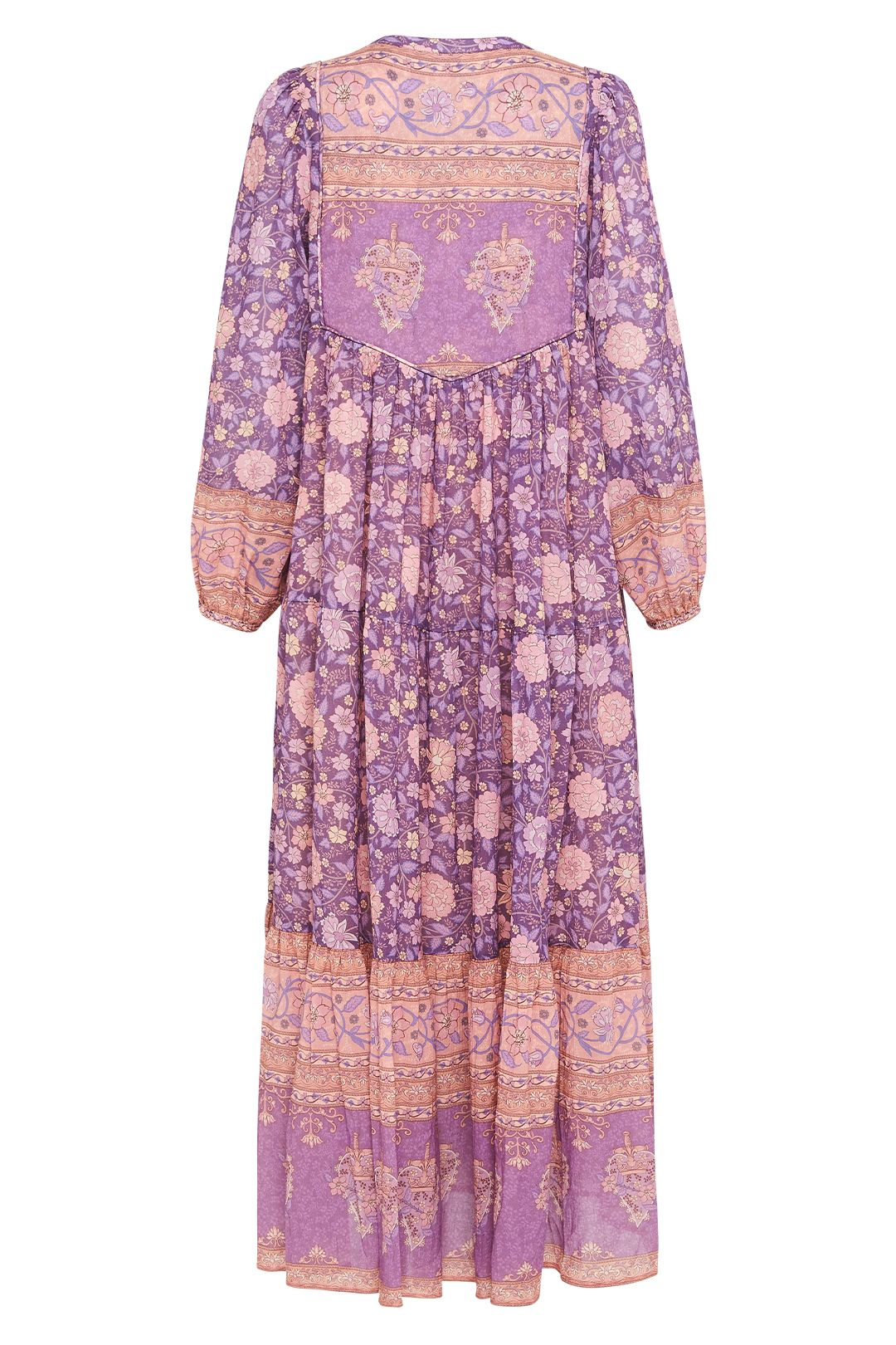 Spell Love Story Gown Royal Lilac Maxi