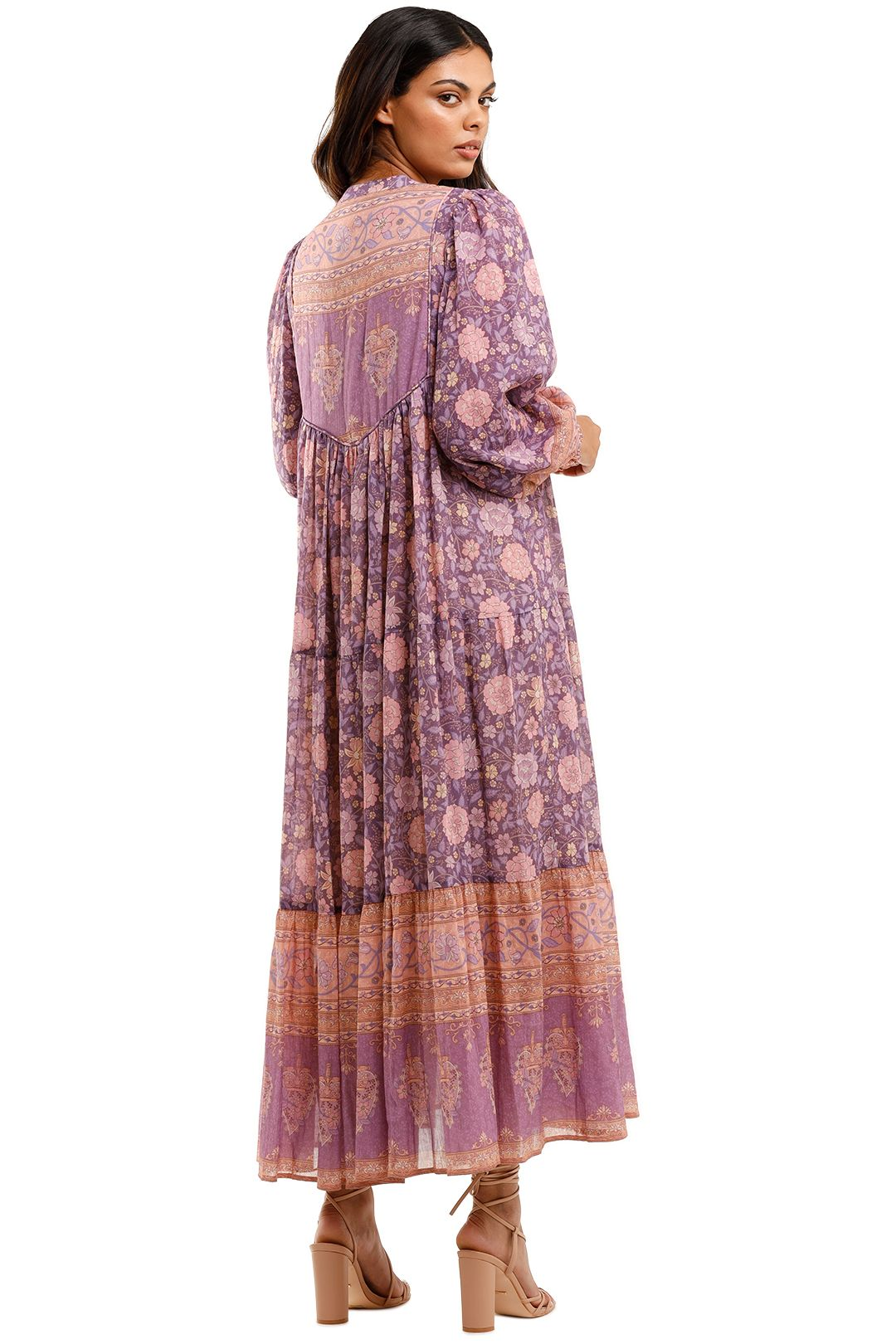 Spell Love Story Gown Royal Lilac